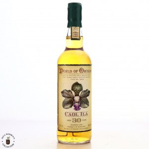 Caol Ila 1983 Jack Wiebers 30 Year Old World of Orchids