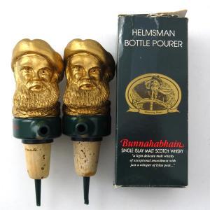 Bunnahabhain Helmsman Bottle Pourer x 2