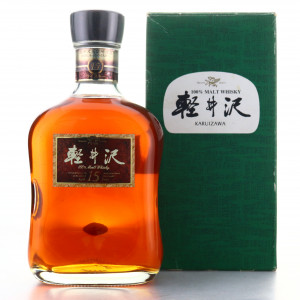 Karuizawa 15 Year Old 100% Malt Whisky