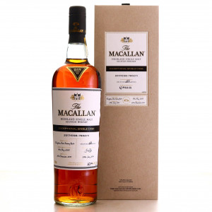 Macallan 2005 Exceptional Cask #7802-11 75cl / 2017 Release - US Import