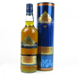 Lochside 1967 Coopers Choice 45 Year Old