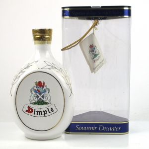 Dimple Commonwealth Games 1986 Decanter