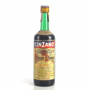 Cinzano Elixir China 1970s