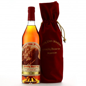 Pappy Van Winkle 20 Year Old Family Reserve 2017