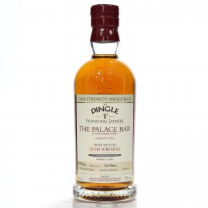 Dingle Founding Fathers Single Cask #72 / The Palace Bar