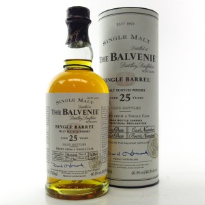 Balvenie 1974 Single Barrel 25 Year Old #14992