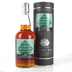 Diamond 1998 Bristol Classic Demerara Rum