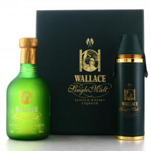 Wallace Liqueur Gift Set 35cl / Including Hip Flask