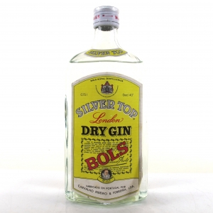 Bols Silver Top London Dry Gin 1960s