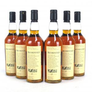 Benrinnes 15 Year Old Flora and Fauna 6 x 70cl