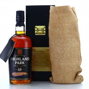 Highland Park 25 Year Old early 2000s / 50.7%