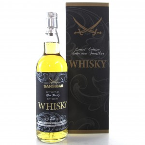 Glen Moray 1991 Sansibar 25 Year Old