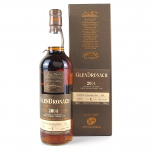 Glendronach 2004 Single Cask 11 Year Old #5524