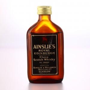 Ainslie's Royal Edinburgh Miniature 1970s