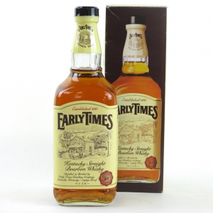 Early Times Heritiage Kentucky Straight Bourbon