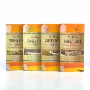 Jim Murray Whisky Bible 3rd, 4th, 5th and 6th Editions / 2006-2009