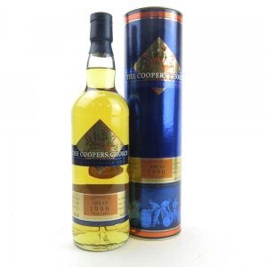 Arran 1996 Coopers Choice 17 Year Old