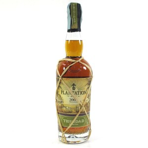 Plantation 2001 Trinidadian Rum
