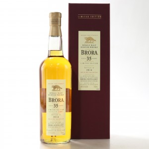 Brora 35 Year Old 2014 Release 75cl / US Import