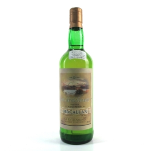 Macallan 1989 Glen Almond Whisky Syndicate 12 Year Old