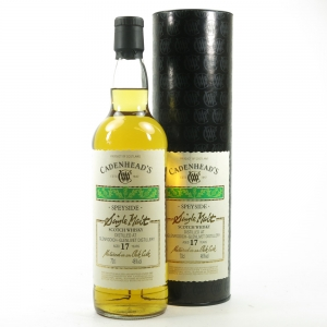 Glenfiddich Cadenhead's 17 Year Old