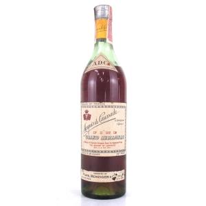 Marquis De Caussade Grand Fine Armagnac 1950s / US Import