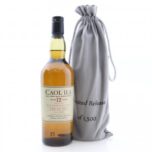 Caol Ila 12 Year Old Cask Strength / Feis Ile 2017