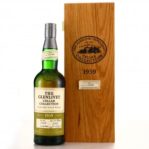 Glenlivet 1959 Cellar Collection