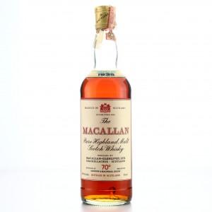 Macallan 1938 Gordon and MacPhail 70 Proof
