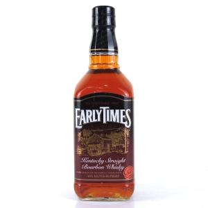Early Times Kentucky Straight Bourbon