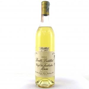 West India Rum Refinery 1977 Barbados Rum