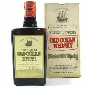Old Ocean Finest Liqueur Whisky 1950s / Karuizawa