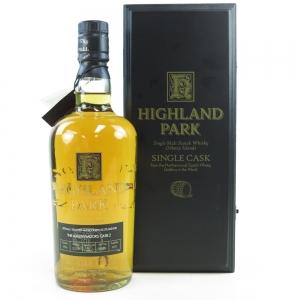 Highland Park 1996 10 Year Old Ambassador Cask #2