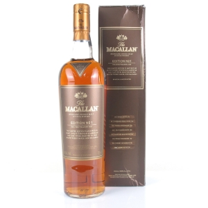 Macallan Edition No 1 / US Import