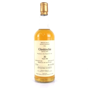 Glenkinchie 1966 Duthie for Corti 20 Year Old 75cl / US Import