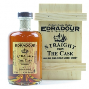 Edradour 1991 Straight From The Cask 10 Year Old