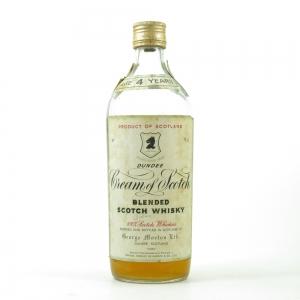 Cream of Scotch 4 Year Old / George Morton Ltd Circa 1970s