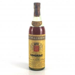 Gaston De Lagrange 3-Star Cognac 1960s