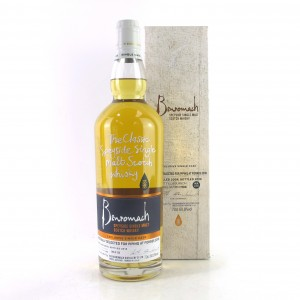 Benromach 2008 Single Cask / Piping at Forres 2018