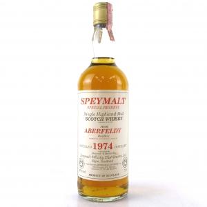 Aberfeldy 1974 Speymalt / Meregalli Import