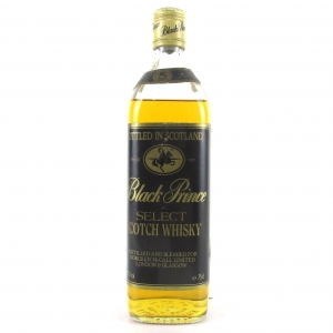 Black Prince 5 Year Old Scotch Whisky 1980s