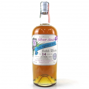 Aultmore 1989 Silver Seal 14 Year Old