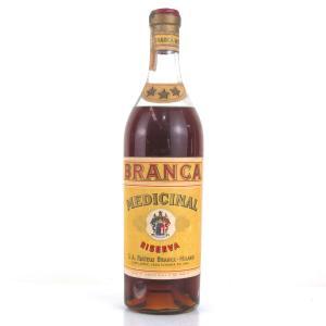 Branca 3-Star Medicinal Riserva Brandy 1960s