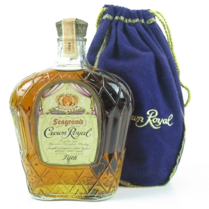 Seagram's 1964 Crown Royal Canadian Whisky