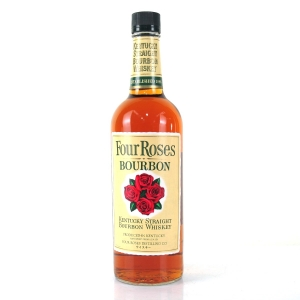 Four Roses Kentucky Straight Bourbon 1980s