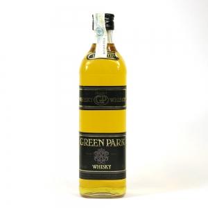 Green Park Blended Whisky Front