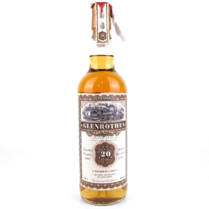 Glenrothes 1996 Jack Wiebers 20 Year Old