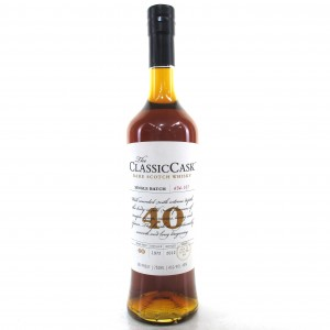 The Classic Cask 1972 40 Year Old 75cl / US Import