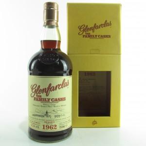 Glenfarclas 1962 Family Cask #3247 / Release X