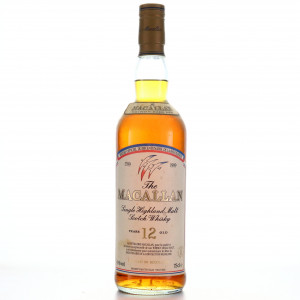 Macallan 12 Year Old Bicentenary of French Revolution 1989